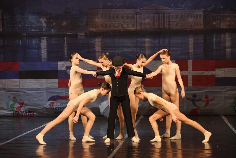 Школа танцев Екатерины Андреу DEMOS