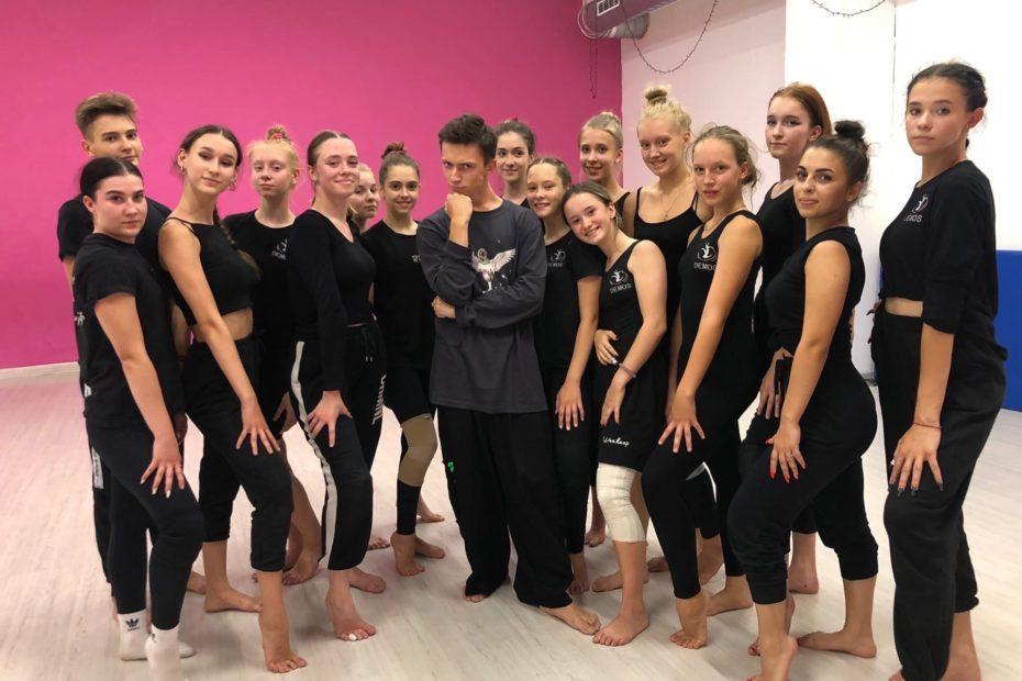 Мастер-класс с Алексеем Рукиновым